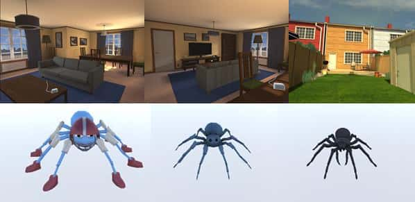 single-session gamified virtual reality exposure therapy for spider phobia